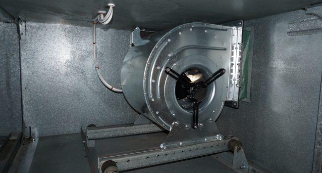 IV-koneen modernisointi